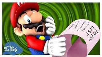 SMG4 Mario Does The Chores