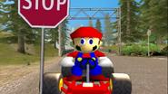 If Mario was in... Deltarune 002