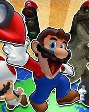 Smg4 Stupid Mario Odyssey Supermarioglitchy4 Wiki Fandom