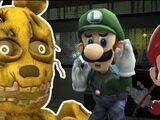 R64: Revenge of Freddy's Spaghettria