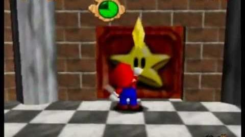 Super Mario 64 (N64) 120 star Speed run 1 49 49