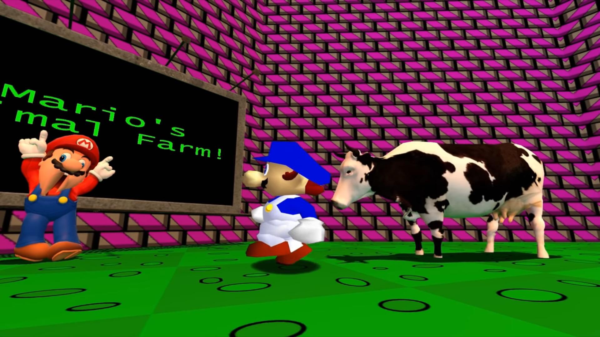 Animal Farm Sex Porn Bok mario | supermarioglitchy4 wiki | fandom