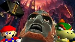 SM64 Bloopers Can Ganondorf come out to play?