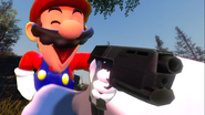 Mario's Big Chungus Hunt 097