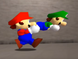 Luigi Machine Gun