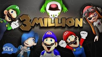 SMG4 3 MILLION SUB FAN COLLAB SPECIAL