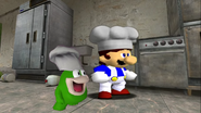 Mario's Hell Kitchen 041