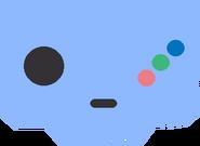 Glitchy Boy Emblem (no background)