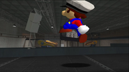 Mario Goes to the Fridge to Get a Glass Of Milk 174