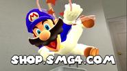 Mario The Scam Artist (SMG4 Merch Store 17)