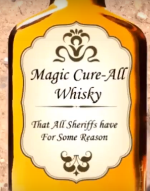 Magiccureallwhisky