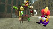 SMG4 Mario The Scam Artist 017