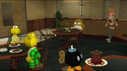 The Mario Café 110