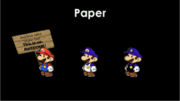 Paper Mario Sticker Star can destroy it's dumb predecessors