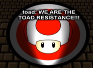 Toad resistence