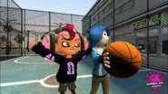 SMG43MIL Icarus The Octoling