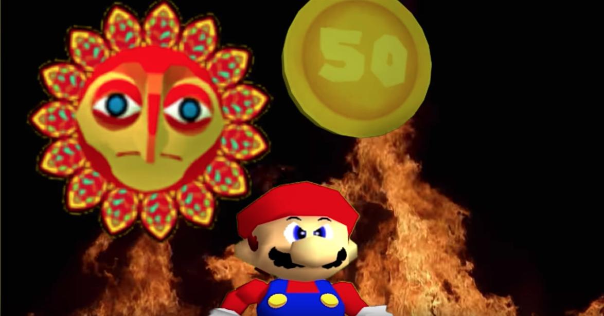 Angry Sun Supermarioglitchy4 Wiki Fandom