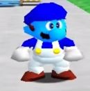 Dude who looks like smg4