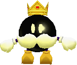 King Bob-omb Attacks