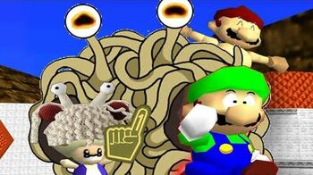 Retarded64 The Spaghettipocalypse