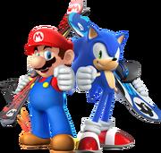 Mario & Sonic M&S4