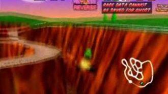 Myles ~ Mario Kart 64 - Yoshi Valley Alt Shortcut