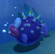 PesceSpino 3D World