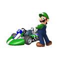 Kart Standard Luigi