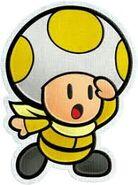 Toad Giallo Rescue V