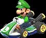Luigi Sprite - MK8