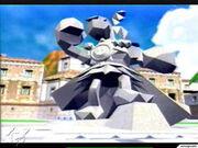 Statua del Grande Palmense