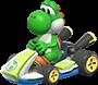Yoshi Sprite - MK8