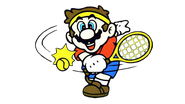 Mario's TennisM5