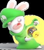 M+RKB Rabbid Luigi