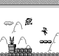 Chai Kingdom Screenshot - Super Mario Land