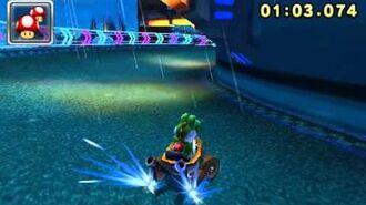 Mario Kart 7 - Koopa City