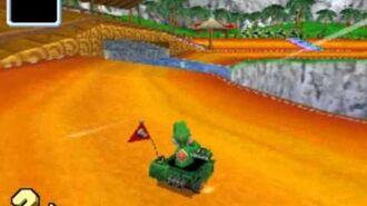 Mario Kart DS- Yoshi Falls