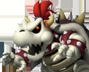 Sprite personaggio Skelobowser Mario & Sonic ai Giochi Olimpici Invernali (Wii)