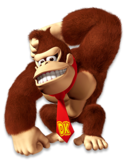 Donkey Kong Artwork - Mario Party 10