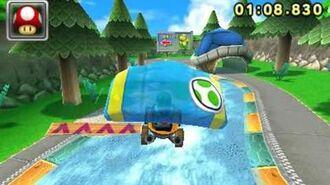 Mario Kart 7 - Wii Koopa Cape