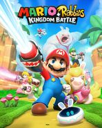 Mario + Rabbids cover