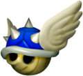 Spiny shell mkDD
