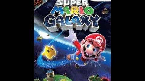Super Mario Galaxy Music - Big Bad Bugaboom