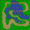 Pianura Ciambella 3 Mappa - SMK