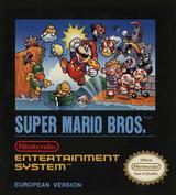 Super Mario Bros. - Boxart EUR