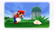 Mario Sfavillotto Babylume Screenshot - Super Mario Galaxy 2