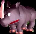 Rambi Modello - Donkey Kong 64