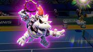 Skelobowser Mario Tennis Ultra Smash screen 1