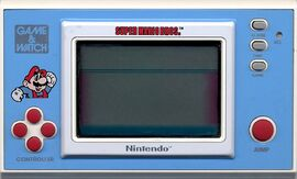 Super Mario Game & Watch