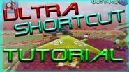 (MK7) Ultra Shortcut Tutorial Maple Treeway - Glitchnator